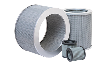 Cylindrical Air Filters